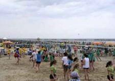 Bellaria Igea Marina. Young Volley. Sulla spiaggia torna l'appuntamento con il beach volley di Kiklos.