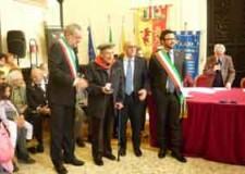 Ravenna. La città ha celebrato la Liberazione in Piazza del Popolo.
