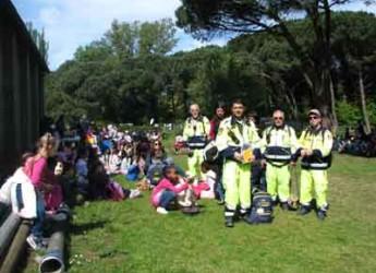 Ravenna. Si è chiuso il mese dell'albero in festa: 6.000 bambini in pineta.