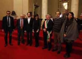 Ravenna. Premiati i vincitori della prima edizione del Concorso Internazionale di Composizione 'Mariani-Pratella'.