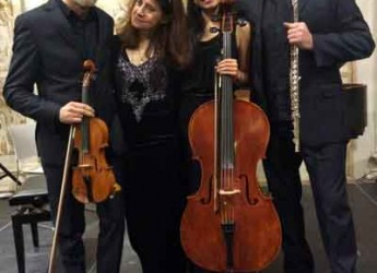 Fusignano. Viaggio musicale nella Venezia del Settecento con il Quartetto Vivaldiano.