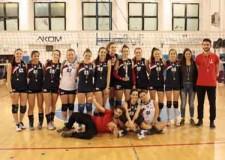 Rimini. Volley provinciale. Festeggiamenti per il Donne Cusb promossa in serie D.