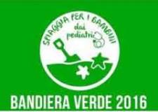 Cervia. La riviera cervese anche nel 2016 fra le 134 spiagge premiate da Bandiera Verde.