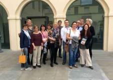 Forlimpopoli. A Casa Artusi la visita di una delegazione tedesca a scuola di cucina.