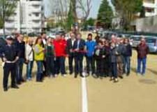 Rimini. Progetto Tiberio. Apertura del parcheggio Tiberio 2. Ampliato con 100 posti la disponibilità di parcheggi.