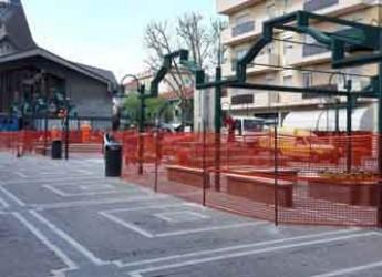 Rimini. Lavori pubblici. Dopo lungomare di Viserbella tocca a Piazza Pascoli di Viserba.