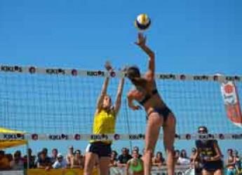 Bellaria Igea Marina. Si è chiusa la 23ma edizione del Kiklos Sand Volley. Un'edizione di alto livello.