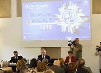 Rimini. Bilancio sociale Banca Carim: oltre 51milioni di euro a favore di 1.445 beneficiari.