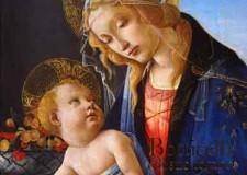 Ravenna. Presentato alla biblioteca Classense un disegno di Botticelli, 'Trionfo d'amore'.