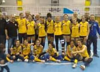 Rimini. Volley. Le ragazze dell'Under 13 femminile del Bvolley è campione provinciale.