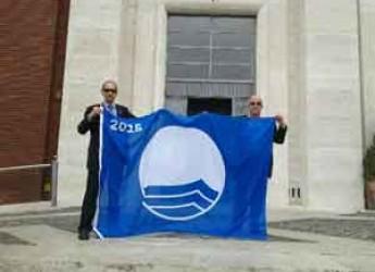 Cervia. La città conquista per il 17° anno consecutivo la Bandiera Blu.
