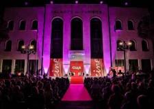 Riccione. CinèMax inaugura la Notte Rosa, un intero mese di eventi dedicati alla magia del cinema.