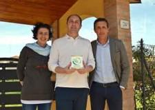 Bassa Romagna. Riqualificazione energetica. La targa 'green gold' va a Gabriele Rizzi di Massa Lombarda.