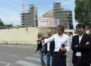 Rimini. Visita del ministro per i beni culturali Dario Franceschini ai contenitori culturali della città.
