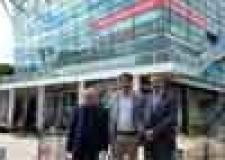 Riccione. Turismo. Una delegazione di Saranda (Albania) in visita per un confronto sulle politiche del turismo.