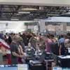 Forlì. La prima giornata dell'edizione primaverile di Expo Elettronica fa il pieno.