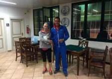 Piangipane. Tennis. Matteo Cantonucci e Tatsiana Savelyeva vincono il trofeo 'Buon Pastore'.