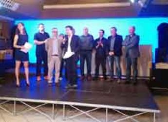 Rimini. La pallavolo provinciale si è incontrata per celebrare il 'Gala del Volley' a Rivazzurra.