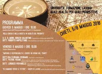 Chieti. Al via il 65° Congresso Nazionale della F.U.C.I., la Federazione Universitaria Cattolica Italiana.
