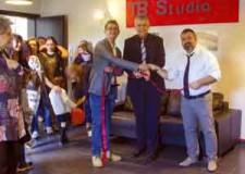 Faenza. Inaugurato il nuovo studio fotografico 'TB Studio ProjectArtPhoto'.