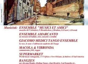 Gatteo. Italia Nostra propone la notte musicale con gli Ensemble 'Musici ed amici'.