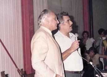 Rimini. San Patrignano. Il cordoglio della comunità per la scomparsa di Marco Pannella.