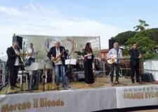 Gatteo. Piadina e musica. Moreno il Biondo e Grande evento portano la Romagna in tutta Italia.
