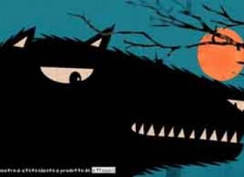 Afonsine. 'Nella tana del lupo' per scoprire uno dei protagonisti della narrativa per bambini.