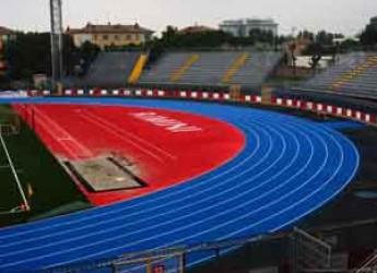 Rimini. Si torna in pista. Pronto il rinnovato impianto di atletica leggera.