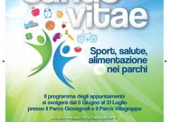 San Mauro Pascoli. Benessere. Un'estate tra sport, salute e alimentazione nei parchi cittadini con 'San Mauro Sanus Vitae'.