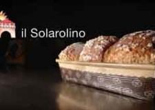 Ravenna. Solarolo. E' nato il 'Solarolino', il nuovo dolce nato dall'idea del giovane chef Luca Rubicondo della Pasticceria Bar Anna.