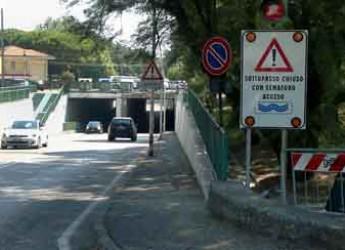 Riccione. Ad inizio settimana il via ai lavori per evitare allagamenti nel sottopasso da Verazzano.