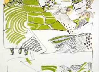 Rimini. Gran finale per Disegno Festival nell'ambito della Biennale del Disegno di Rimini. Omaggio a Fellini.