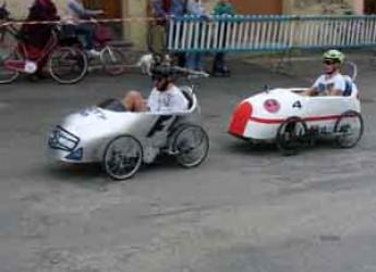 Faenza. Vetture a pedali (Vap): Bene i faentini nelle gare che hanno aperto domenica le celebrazioni per la Giornata dell'Europa.