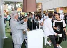 Riccione. VSQ. Il 'greenpark' di Riccione ospita, da domani a domenica, degustazioni, assaggi e aperitivi con 11 dei migliori vini spumanti italiani.