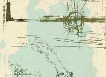 Riccione. In Piazzale Ceccarini l'anteprima del libro 'Martini e Ferretti' scritto da Marco Andreolli.