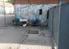 Rimini. La Polizia Municipale continua la lotta al degrado. Interventi all'ex caserma dei Vigili del Fuoco.