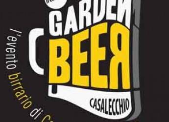 Casalecchio di Reno. Musica, cibo e birre artigianali per la seconda edizione del 'Garden Beer'.