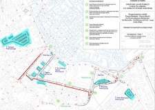 Rimini. Area Fox: entra in funzione la nuova viabilità attorno a Borgo Sant'Andrea fino all'arco d'Augusto..