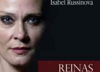 Roma. Isabel Rossinova presenta il suo nuovo libro 'Reinas'.