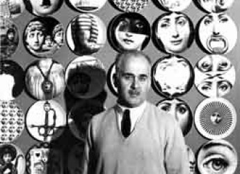 Rimini. Biennale Disegno. Le prime 100 variazioni dell'iconico viso fornasettiano diventano un libro da collezione.