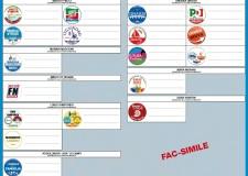Rimini. Votazioni per le elezioni comunicali. Domenica 5 giugno. Elettori al voto.