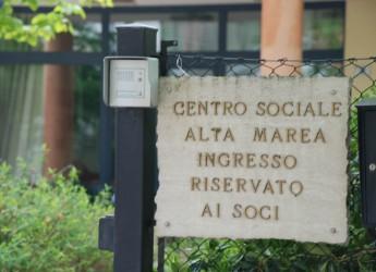 Bellaria Igea Marina. Il centro sociale Alta Marea si riqualifica. Prevista una spesa di 100mila euro.