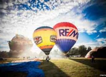 Modena. Nasce 'Voliamofestival': sei giorni di mongolfiere, cavalli e divertimento.