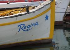 Cesenatico. Museo della Marineria. Modelli di barche romagnole di Giuseppe Zannini.
