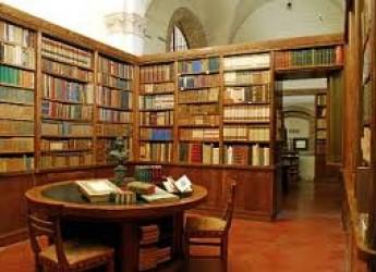 Cesena. Biblioteca Malatestiana. Presentazione del libro di Patrizia Gabrielli.
