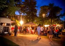 Riccione. La carica dei 10mila al Riccione Street Festival.
