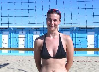 Ravenna. Beach Volley semifinale. Sabato 25 e domenica  26 giugno.