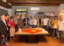 Ravenna. Il Romagna RFC festeggia il decimo anniversario della fondazione. 19 giugno.