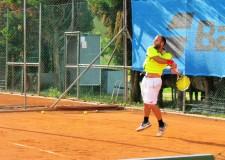 Ravenna. Tennis club Piangipane. 2016. Torneo Nazionale di terza categoria, maschile e femminile.